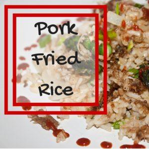 PorkFriedRice