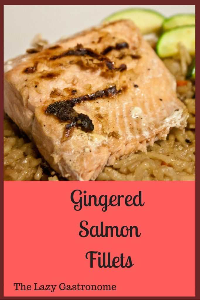 Gingered SalmonFillets