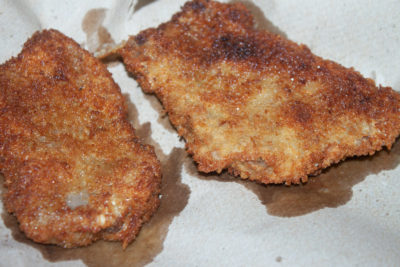 Kansas Chicken fried